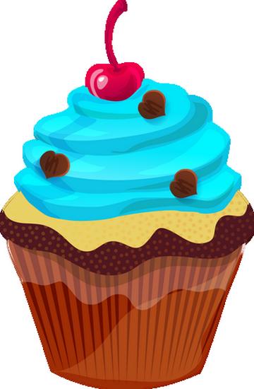 Dessin cupcake png dibujo cupcake png - Dessin cupcake ...