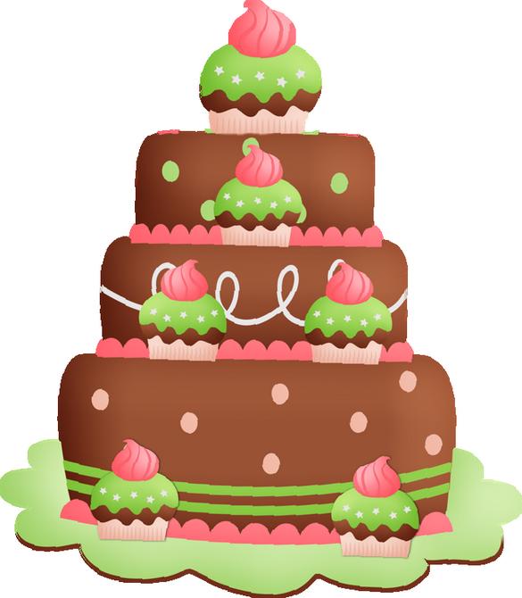 christmas-cake-clipart