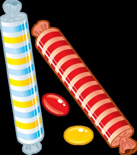 Bonbons dessin couleur - Bonbon en dessin ...