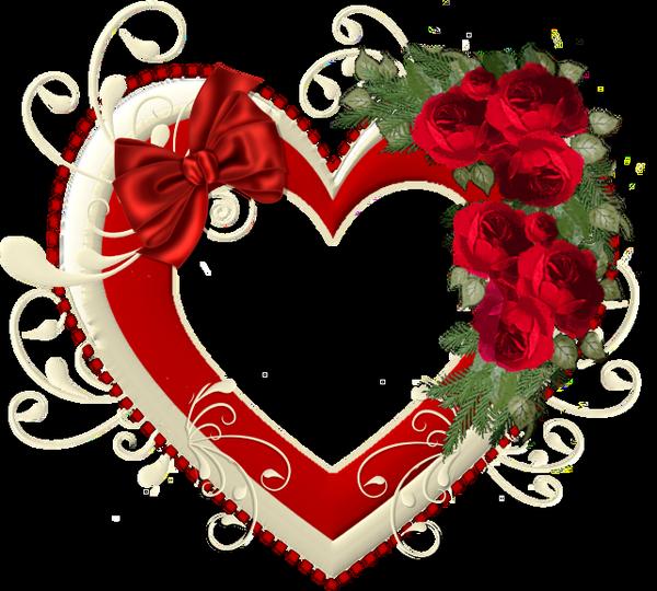coeur cadre png roses rouges heart frame png. Black Bedroom Furniture Sets. Home Design Ideas