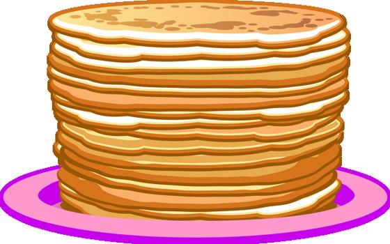 cr pes png dessin couleur assiette pancakes clipart centerblog. Black Bedroom Furniture Sets. Home Design Ideas