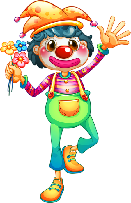 Dessin clown couleur gn41 jornalagora - Dessiner un clown ...