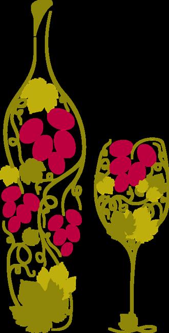 Boissons vin page 6 - Verre de vin dessin ...