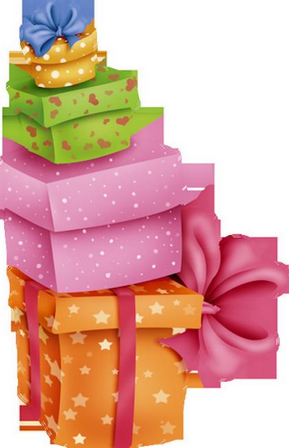Paquets cadeaux dessin christmas gifts geschenke - Dessins cadeaux ...