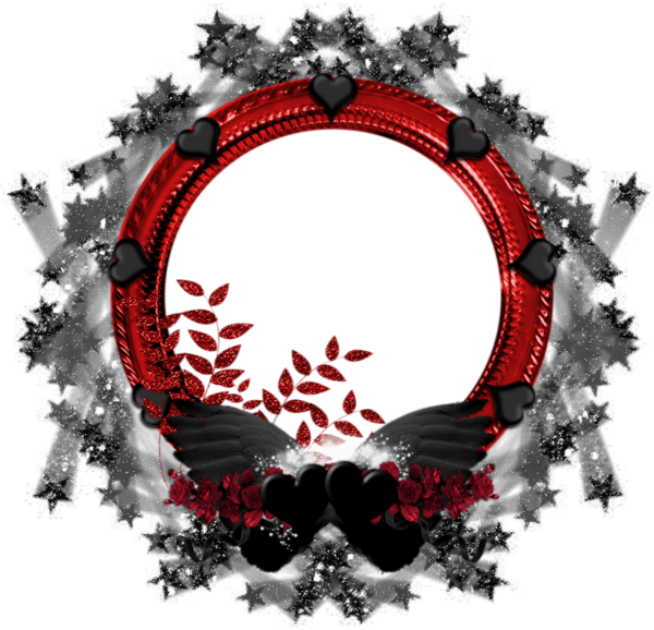 Cadre Png St Valentin   Valentinstag : Rahmen Png