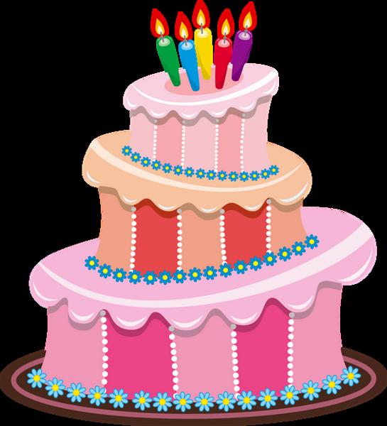 dessin gateau anniversaire sans bougie | gâteaux de vacances