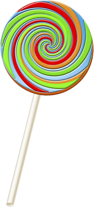 dessin couleur sucette lollipop drawing - Sucette Colore