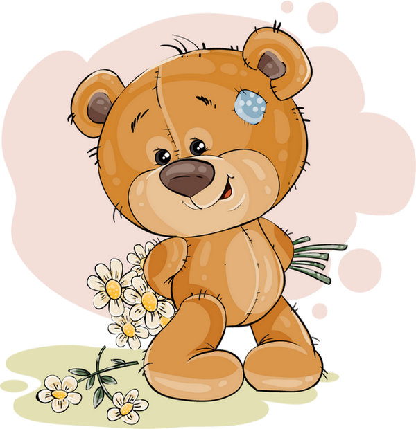 Dessin Anniversaire Ours Png Tube Birthday Drawing