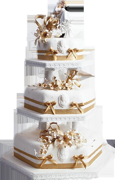 Gâteau Pièce Montée Pour Mariage