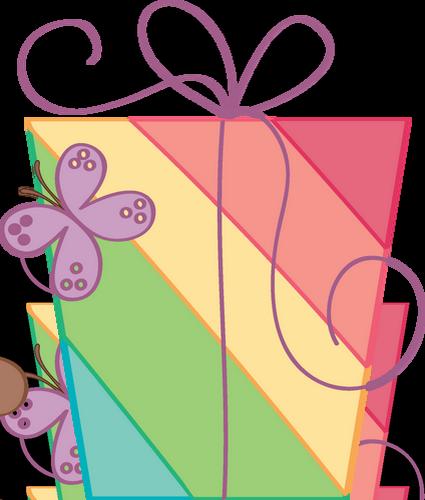 Paquet cadeau png dessin gift drawing regalo png - Dessin cadeau anniversaire ...