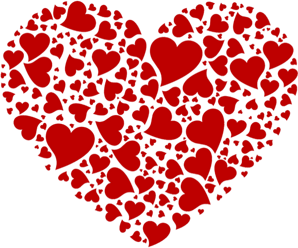 St Valentin Tube Png Coeur Valentine Heart Clipart