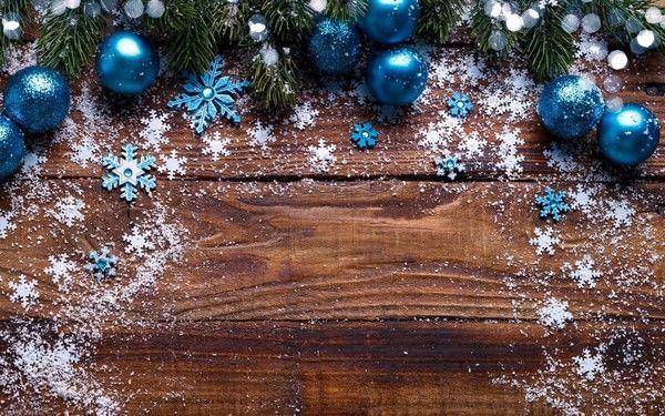 Fond D Ecran Fetes De Fin D Annee Noel Nouvel An