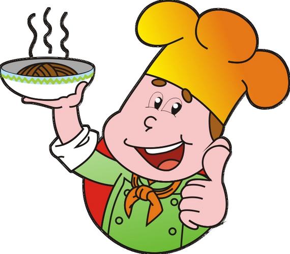 Cuisiniers ieres serveurs euses etc 5 page 2 - Cuisinier dessin ...