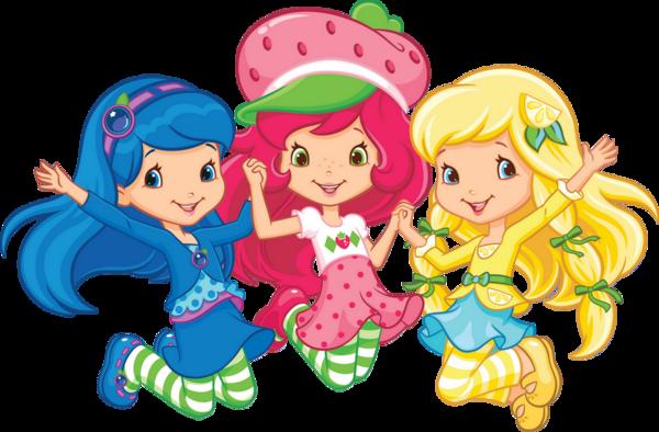 Charlotte aux fraises png fraisinette et ses amies - Charlotte aux fraises et ses copines ...