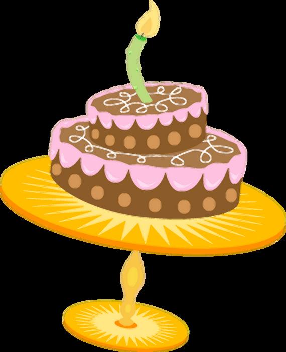 sur gâteau d'anniversaire : dessin
