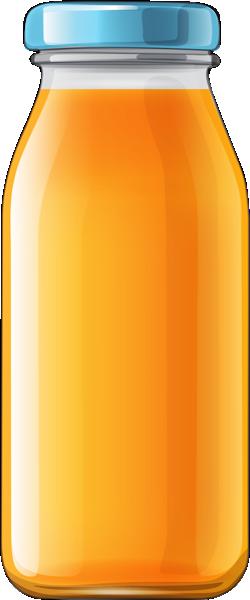 Bouteille De Jus De Fruits Bottle Of Fruit Juice Drawing