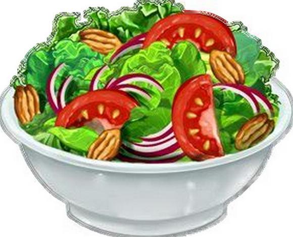 Salade Composée Dessin