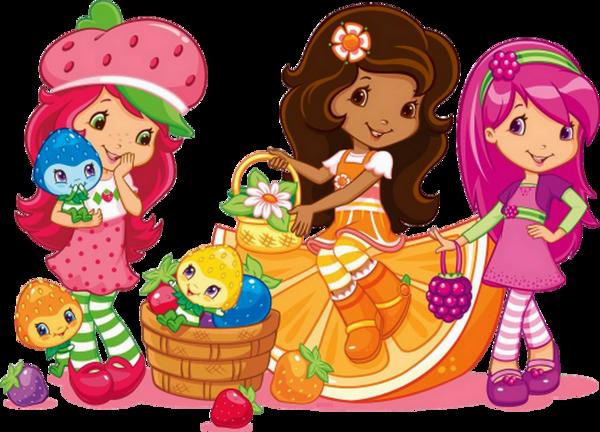 Charlotte aux fraises le dessin anime page 4 - Charlotte aux fraises et ses copines ...