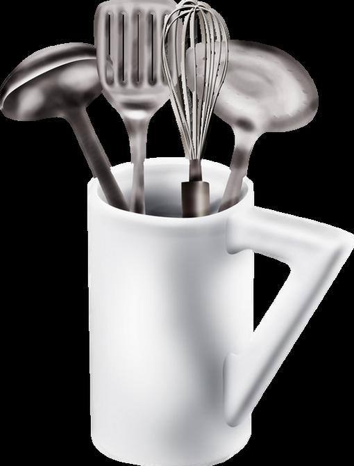 Ustensiles De Cuisine Png Tube Cooking Tools Png