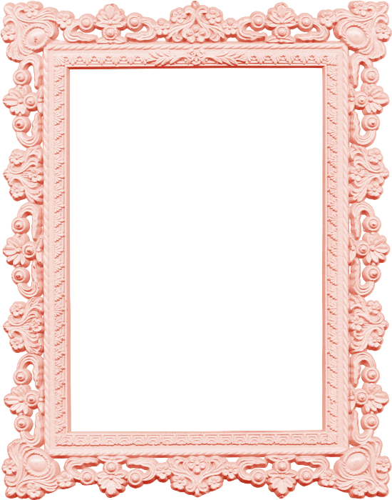 scrap cadre baroque rose png marco pink frame png. Black Bedroom Furniture Sets. Home Design Ideas
