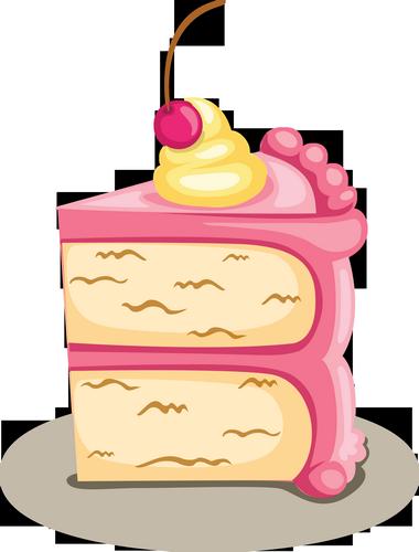 G teaux individuels parts dessins page 2 - Dessert dessin ...
