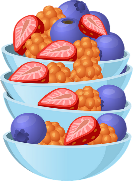 salade image dessin
