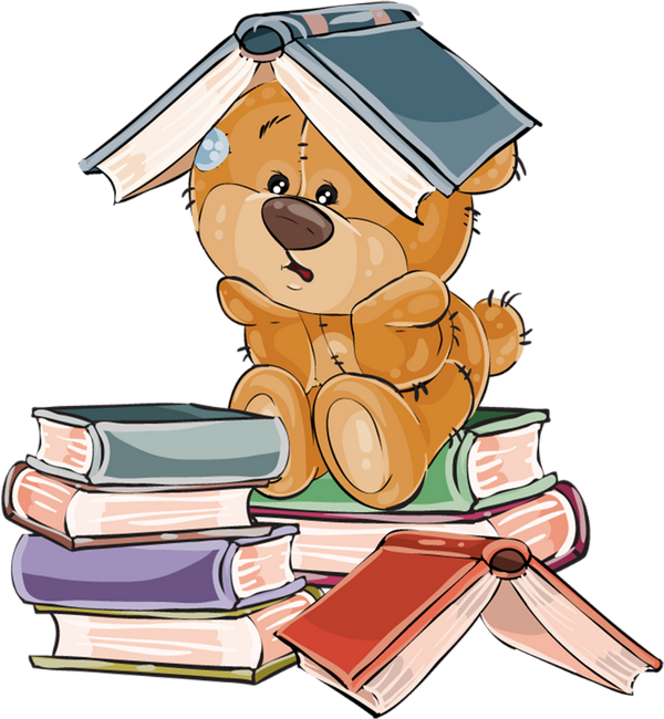 Tube Ecole Ours Png Dessin School Clipart Bear Png