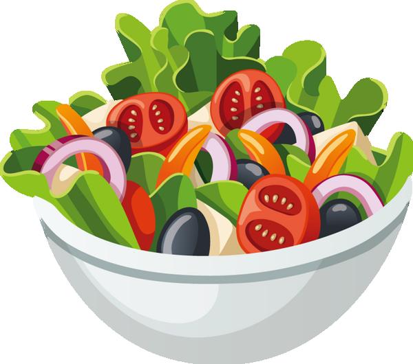 Salades Crudites