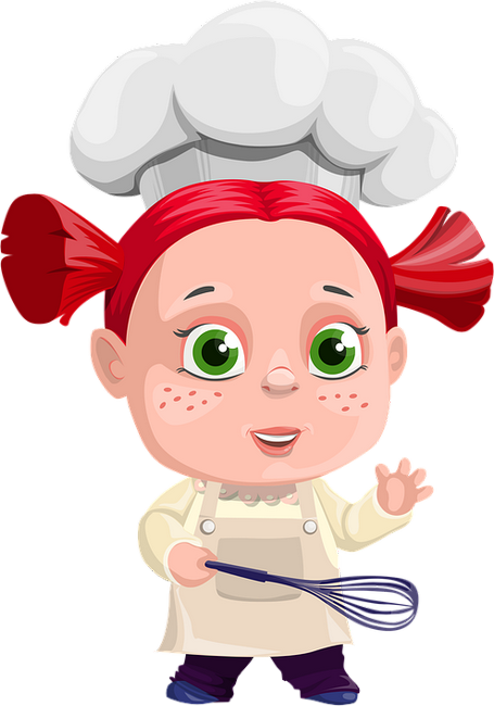 Cuisinier png fille chef png girl cozinheiro png for Cuisinier png