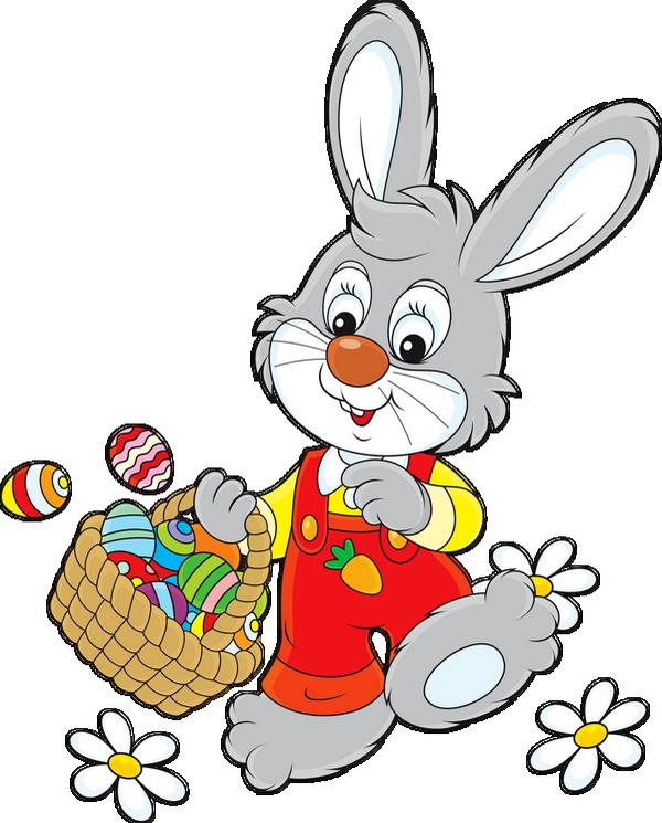 Lapin De Paques Png Oeufs Easter Rabbit Clipart Eggs