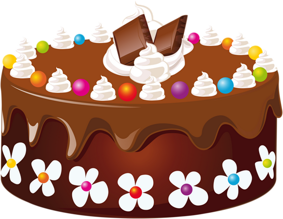 dessin gteau au chocolat - Dessin Sur Gateau