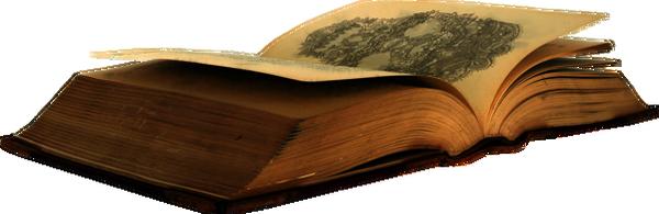 Livre Ancien Grimoire Png Tube Halloween Book Png