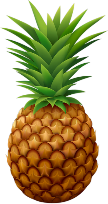 Ananas png tube fruit pi a png pineapple png - Dessin d un ananas ...