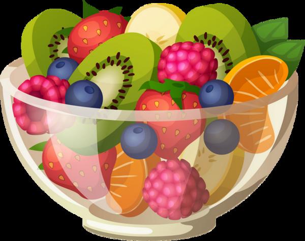 Salade de fruits dessin - Dessins fruits ...