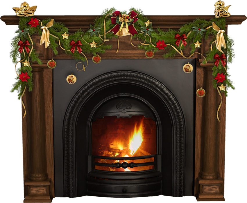 chemin e de no l png chimenea png navidad natale. Black Bedroom Furniture Sets. Home Design Ideas