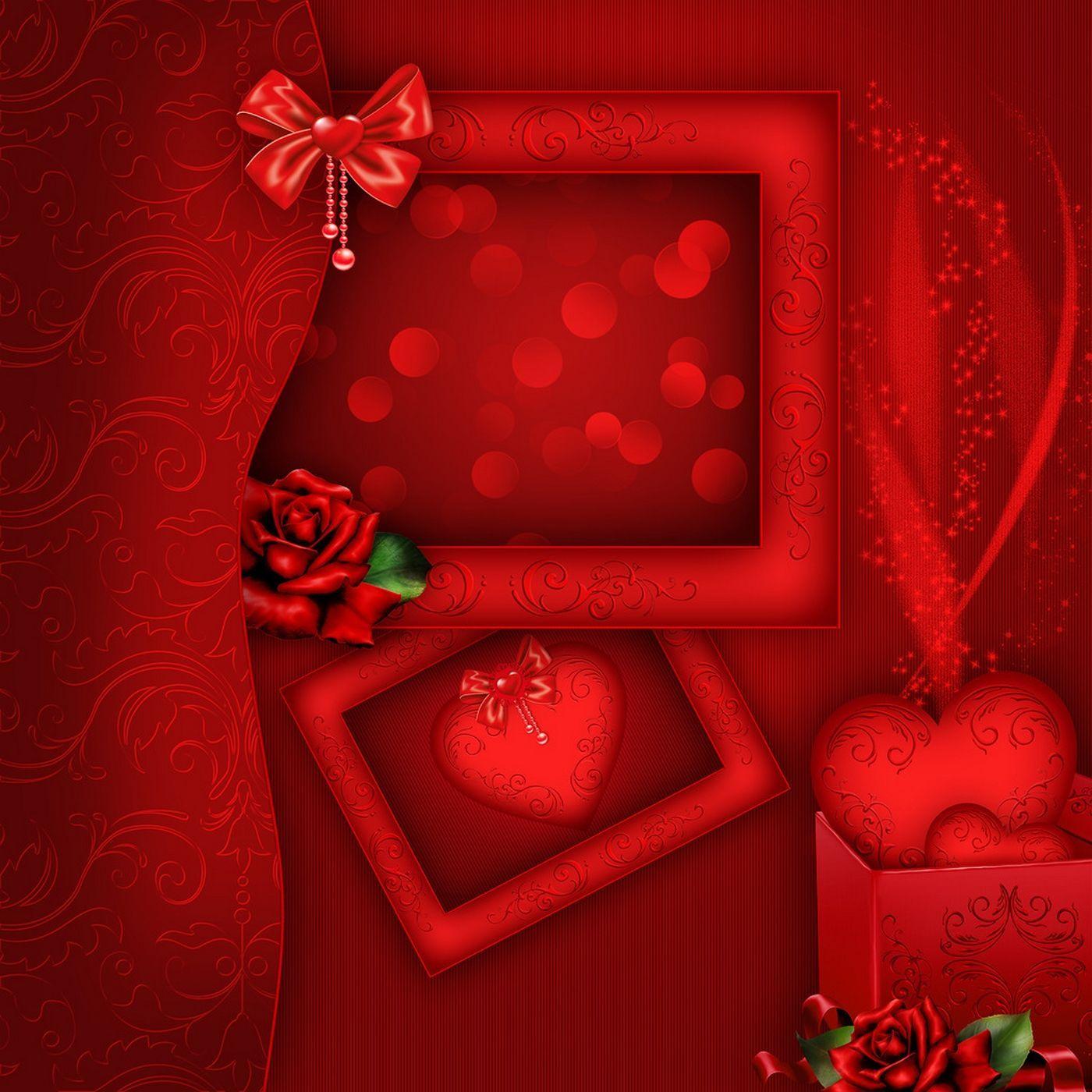 St valentin fonds pour creas for Image pour fond