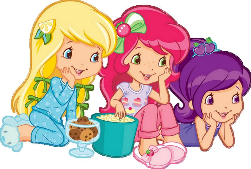 Miam images page 19 - Charlotte aux fraises et ses copines ...