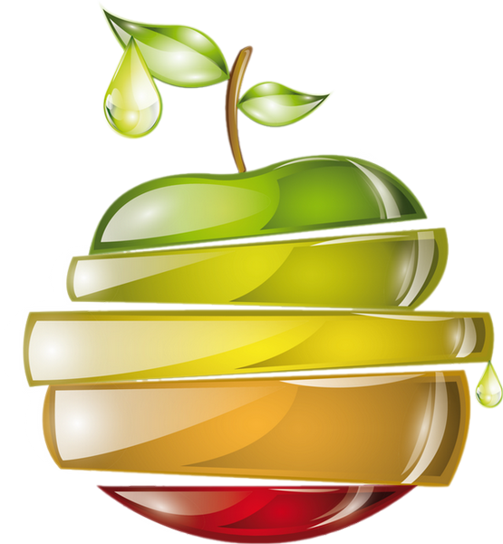Pomme dessin apple render manzana apfel png - Dessin pomme apple ...