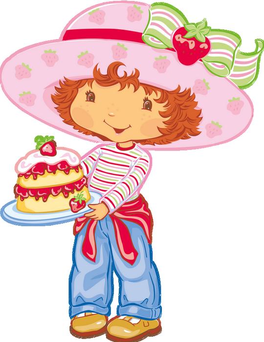 Charlotte aux fraises le dessin anime - Charlotte aux fraises dessin ...
