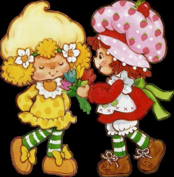 Charlotte aux fraises et ses amis - Charlotte aux fraises et ses copines ...
