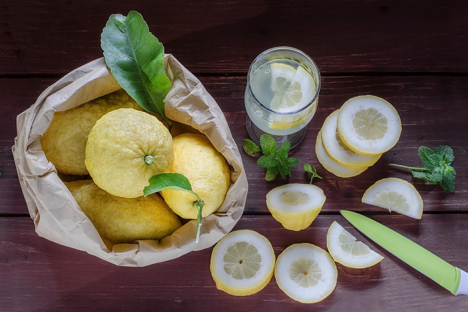 Fond d'écran fruit, citron, agrume, jus - Citrus wallpaper