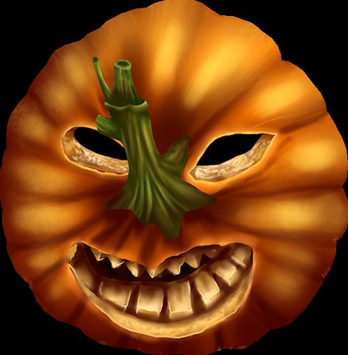 Halloween citrouilles - Citrouille effrayante ...