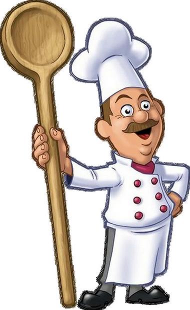 Chef cuisinier dessin de nils oskamp for Cuisinier png