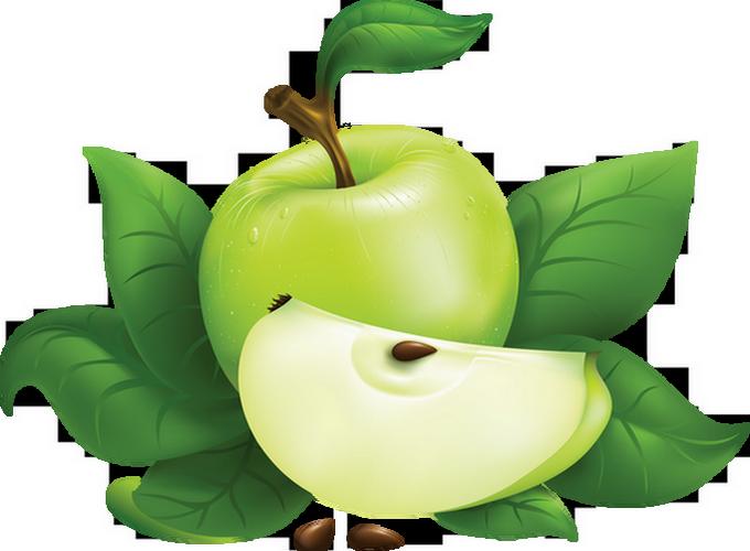 Pomme verte dessin - Dessin pomme apple ...
