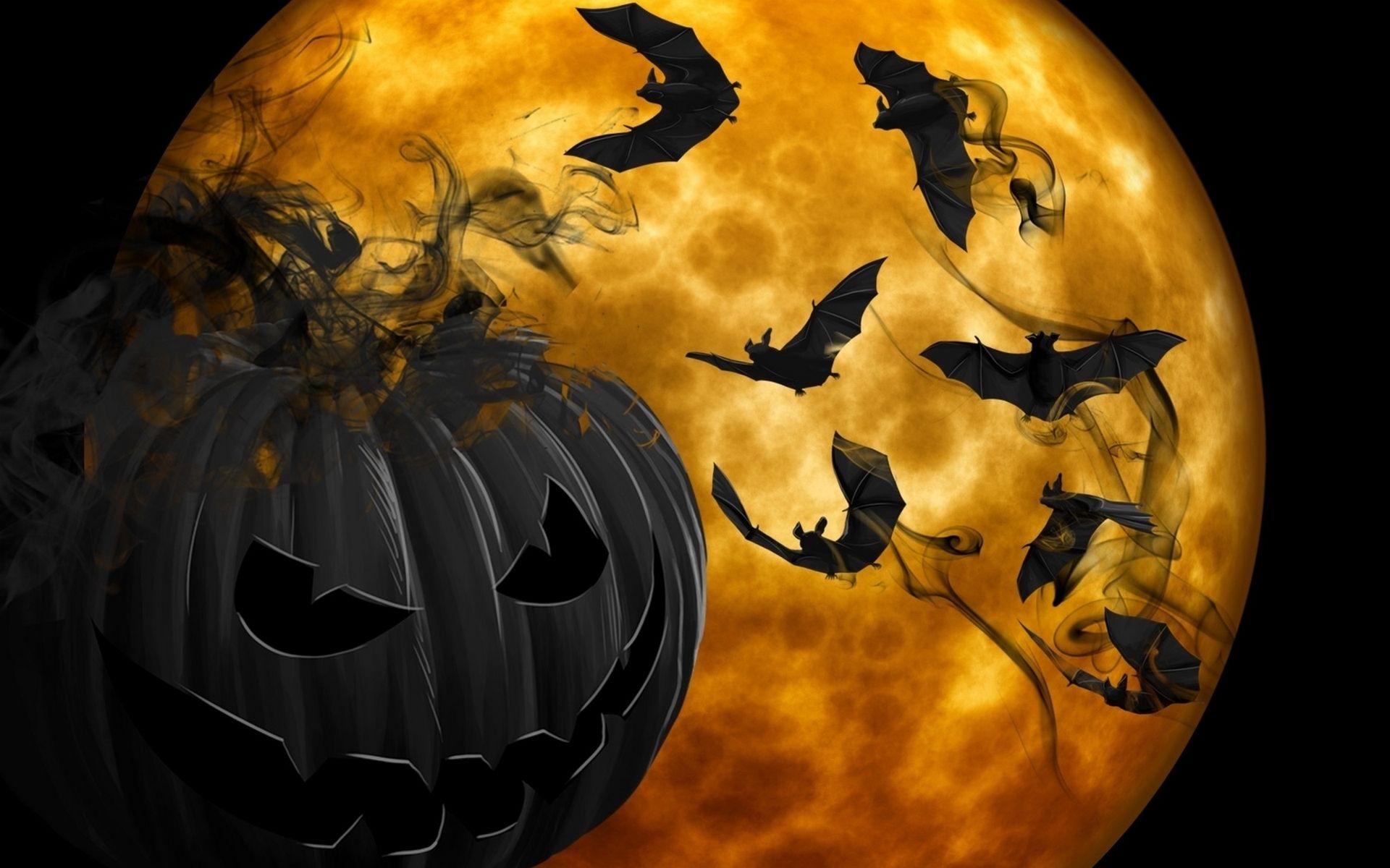 halloween fonds ecran - Page 8