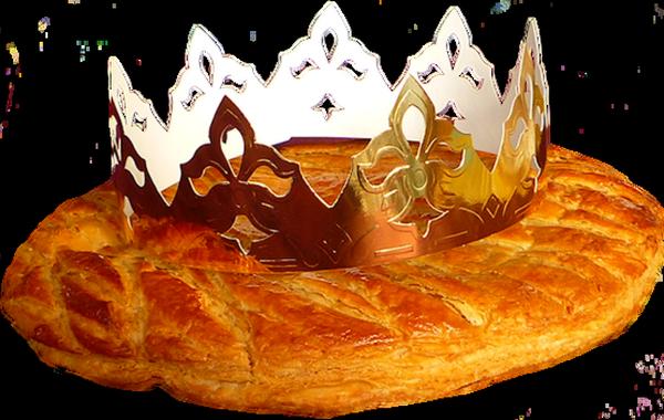 Galette Des Rois Png Couronne De L Epiphanie Tube