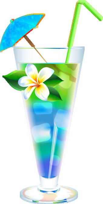 Cocktail exotique dessin - Dessin cocktail ...