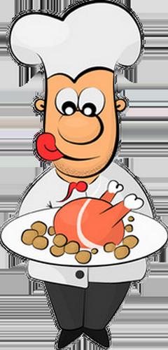 Cuisiniers ieres serveurs euses etc 5 - Cuisinier dessin ...