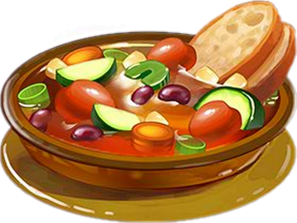 Soupe - Assiette dessin ...