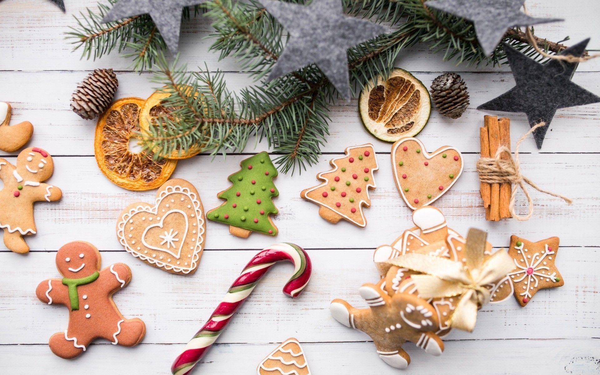 Fondos De Pantalla De Galletas: Biscuits De Noël : Wallpaper